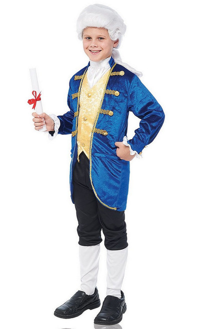Costume de l'Enfant Aristocrate
