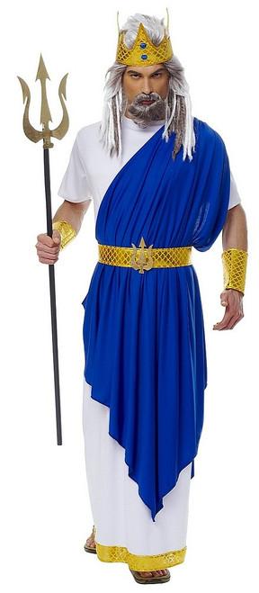Costume Poséidon Neptune