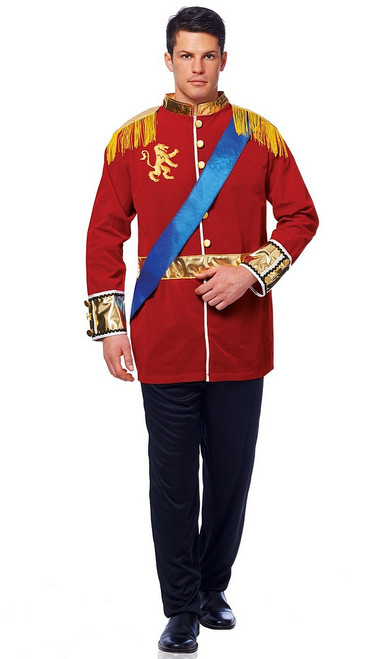 Costume du Prince Royal