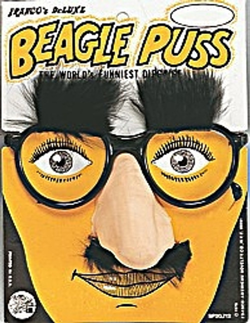 Beagle Puss Disguise