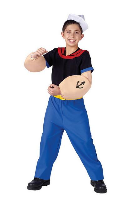 Costume de Popeye pour Enfant