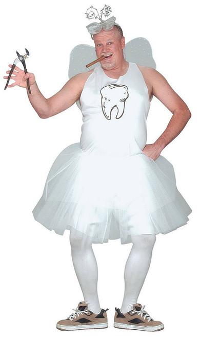 Costume pour homme de fée de dents