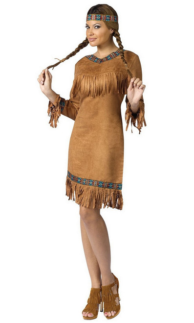 Costume Amérindien