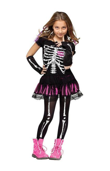 Costume de Sally le Squelette