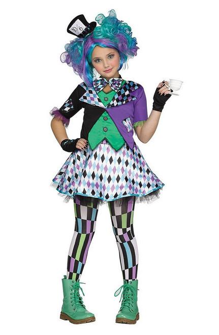 Costume de Chapelier Fou pour Enfant