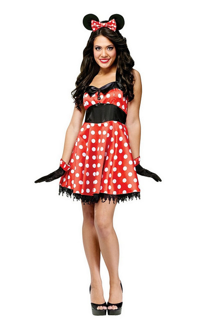 Costume Retro de Minnie Mouse