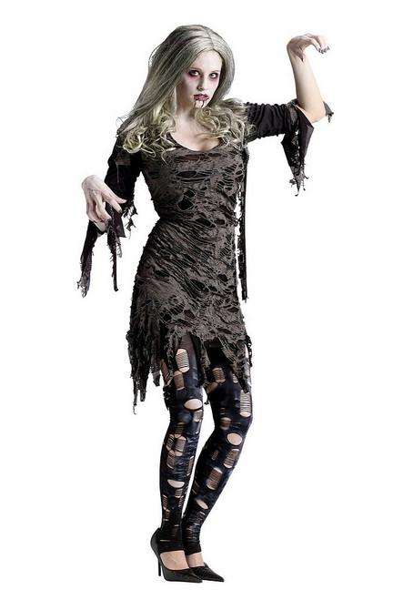 Costume de Zombie pour Femme