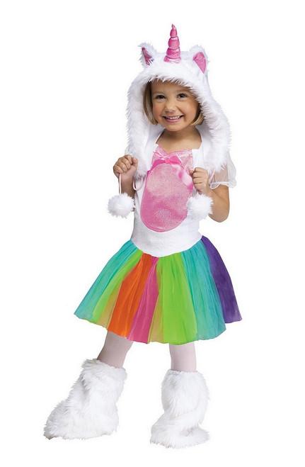 Costume d'Unicorne pour Tout Petit