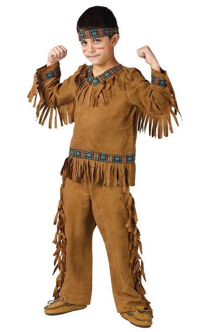Costume d'Amérindien pour Enfant