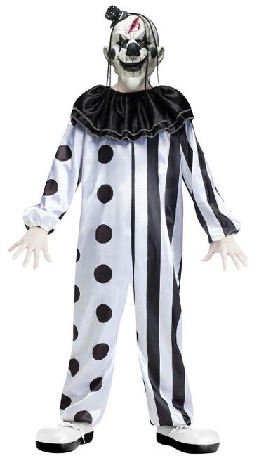 Costume du Clown tueur pour enfant