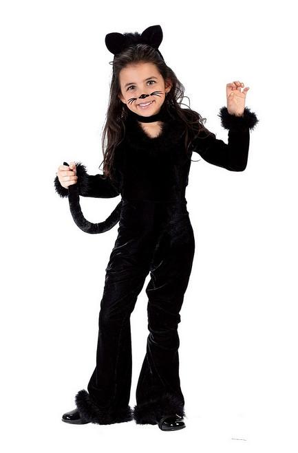 Costume de Chaton Joueur pour Tout Petit