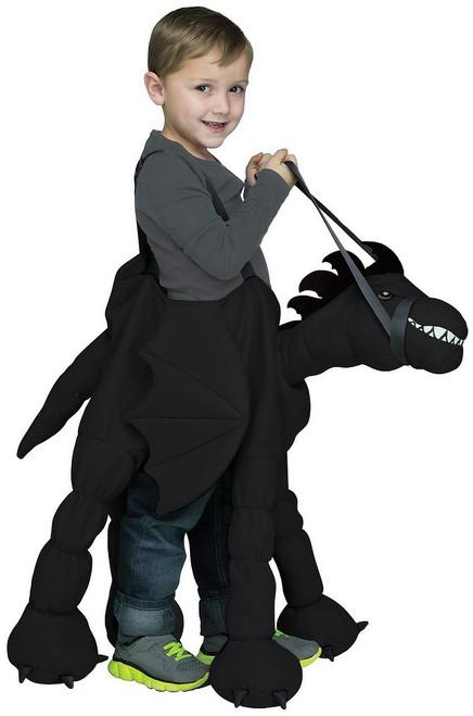 Costume de l'Enfant Chevauchant un Dragon