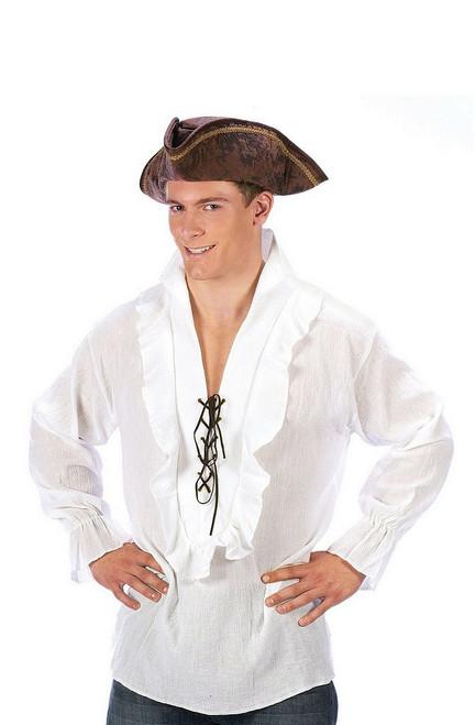 Chemise Blanche du Pirate
