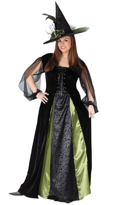 Costume de la Femme de Chambre Gothique