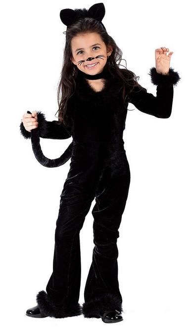 Costume du Chat Joueuse pour Enfant