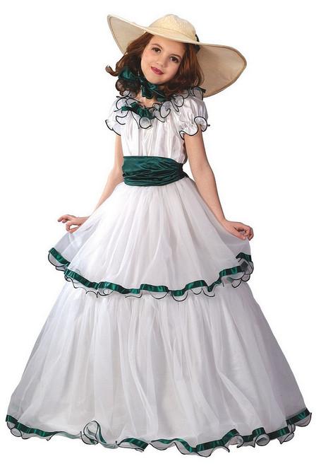 Costume de la belle du Sud pour enfant