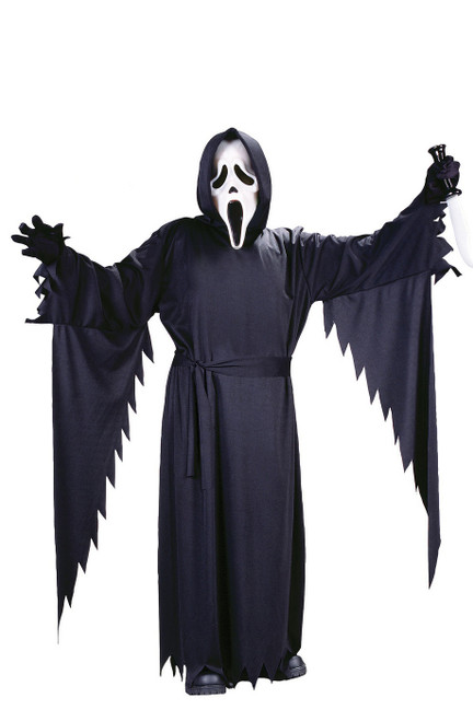 Costume de Ghost Face dans Scream pour Ado