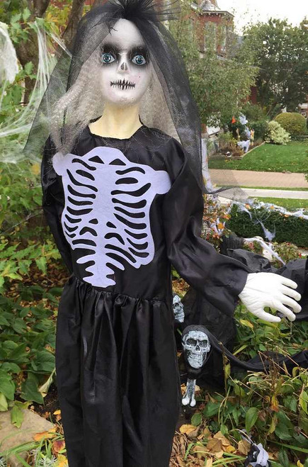 "Hanging Skeele Doll 36"""
