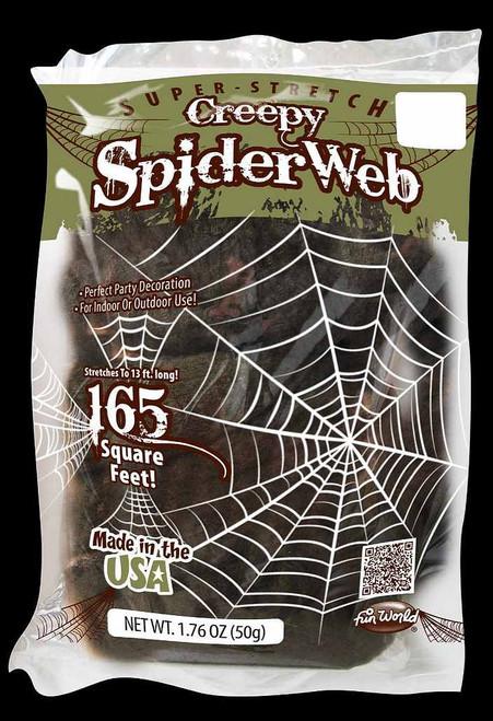 Creepy Spider Web