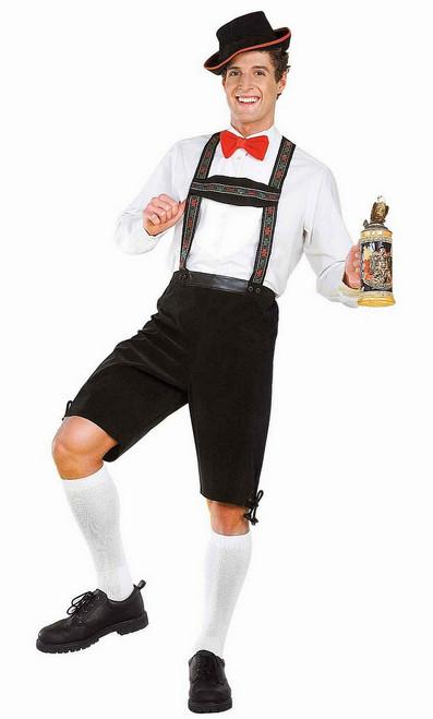 Costume Bavarois de Hansel pour Homme