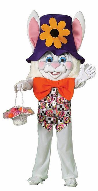Mascotte de Parade du Lapin de Paques pour adultes