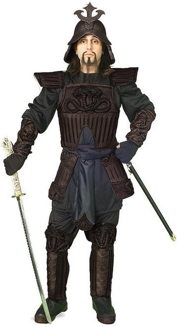 Guerrier Samurai Costume Japonais