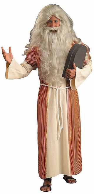 Moïse Adulte