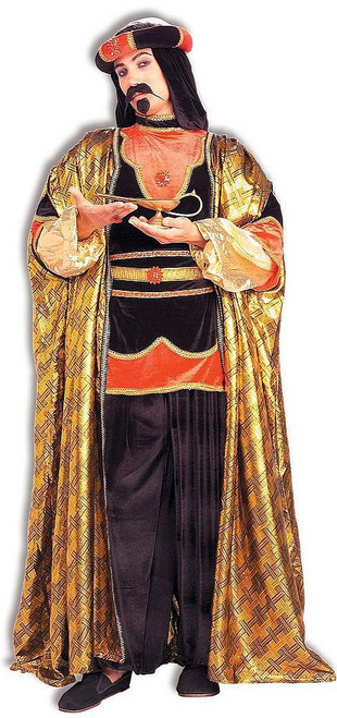 Costume de Sultan Royal