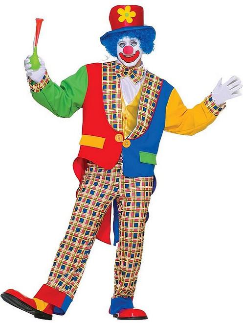 Costume du Clown de la Ville