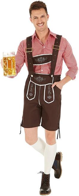Costume Bavarois de l'Oktoberfest pour Homme