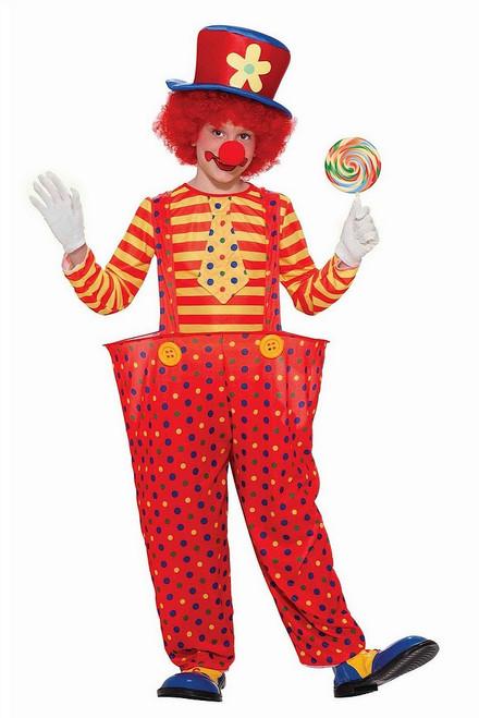 Costume du Clown Hoppy