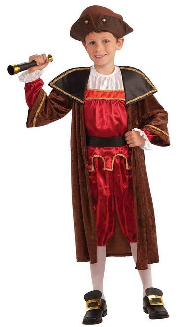 Costume de Christophe Colomb pour enfant