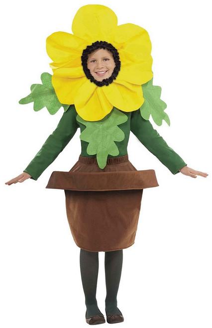 Fleur Ensoleillée pour enfant