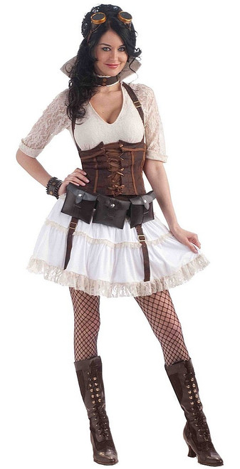 Costume de Sally Steampunk