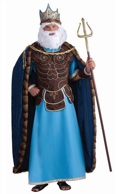 Costume du roi Neptune