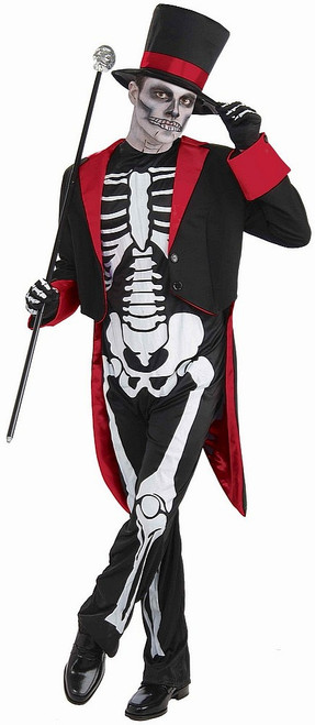 Costume de Mr,Bone Jangles Pour Adulte