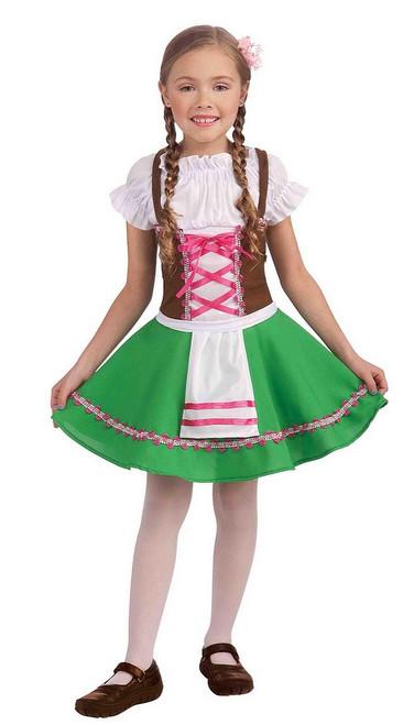 Costume de Gretel pour fille