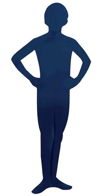 Costume Bleu d'Invisibilité pour Enfant