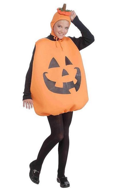 Costume de Citrouille d'Halloween