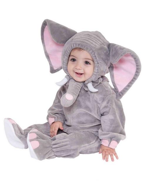 Costume d'éléphant pour  bébé