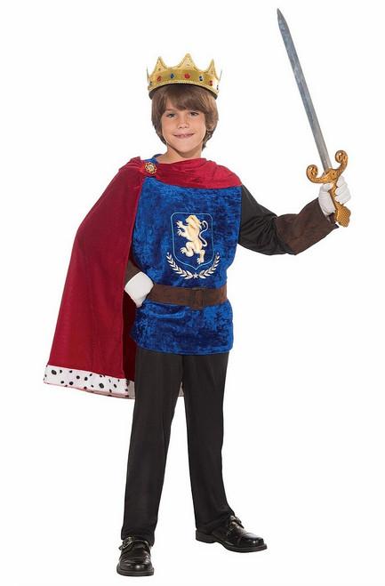 Costume du prince charmant pour garçon