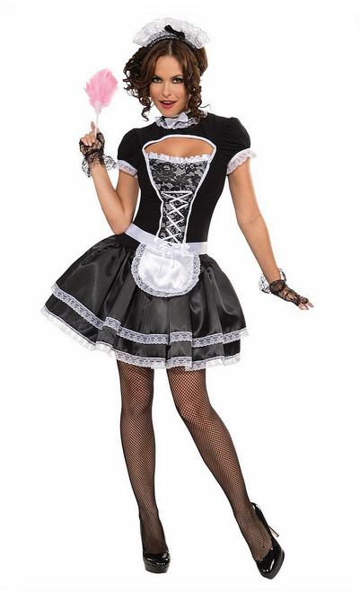 Costume de Domestique Suzette