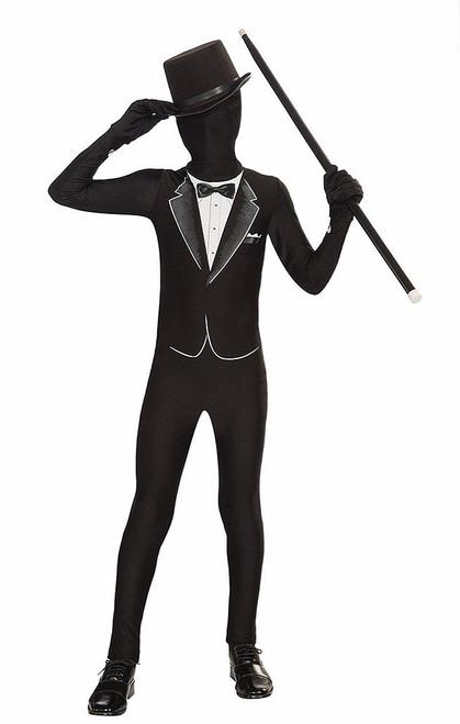 Fade Eye Shadow Démon peau costume enfant costume