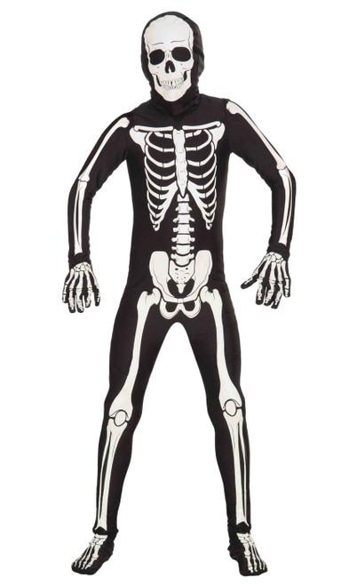 Déguisement du Squelette pour Enfant