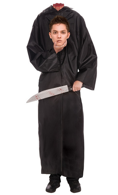 Costume  d'homme sans tête pour Ados