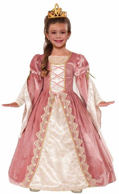 Déguisement Princesse Victorienne Rose