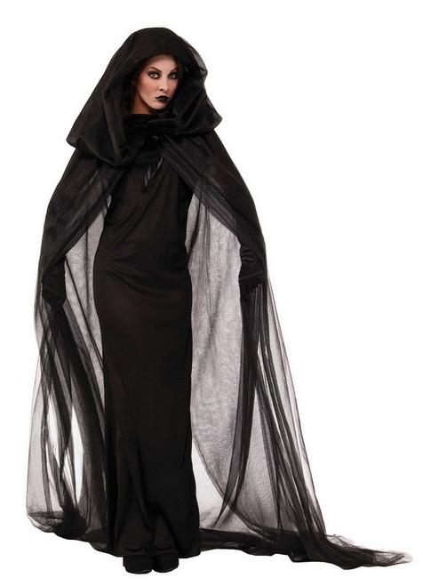 Le costume noir hanté