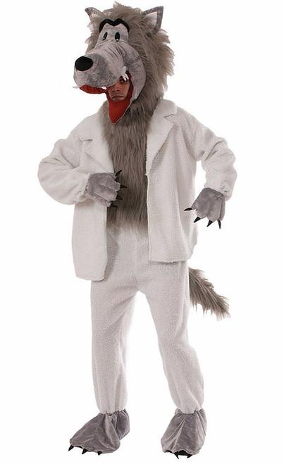 Costume Loup déguisé en agneau
