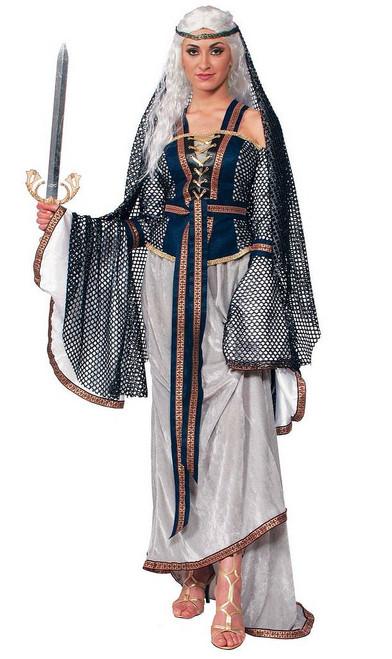 Costume de la Dame du Lac