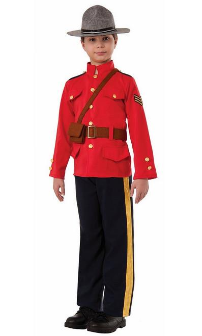 Costume du Garde Canadien pour Enfant